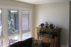 Kanata Family Room Painted