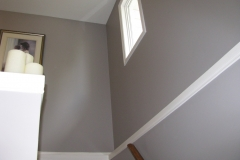 Barrhaven House Painters - Stairwell Painted