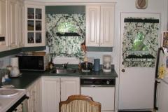 Barrhaven kitchen painted