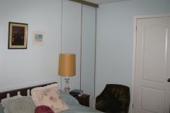 Barrhaven bedroom painted