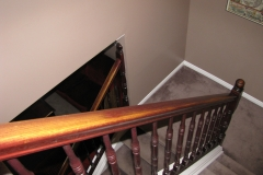 Kanata House Painters Ottawa House Painting Down the Stairs