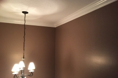 Kanata House Painters Ottawa House Painting High Ceiling Moulding