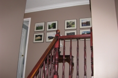 Kanata House Painters Ottawa House Painting Hall Stairwell