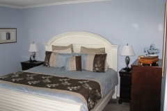 Kanata House Painters Ottawa House Painting Master Bedroom