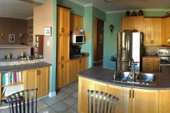 Kanata House Painters Ottawa House Painting Kitchen