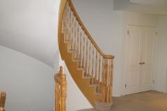 Kanata House Painting Stairs