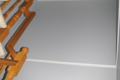 Kanata house painters open staircase