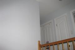 Kanata house painters hallway