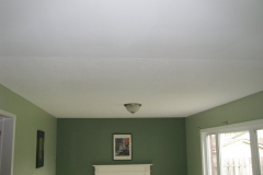 Ceiling Stains Repaired and Painted Barrhaven