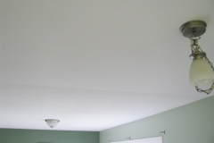 Ceiling Stains Repaired and Painted Ottawa