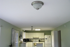 Kitchen Ceiling Stains Repaired and Painted Barrhaven