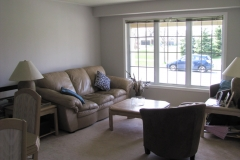 Barrhaven Living Room Painted