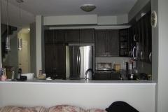 Kanata home painters kitchen
