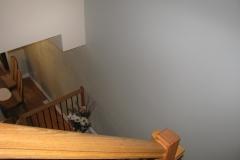 Kanata home painters stairwell